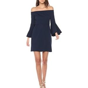 Trina Turk Off The Shoulder Miley Dress